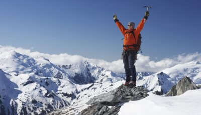 Mountaineering in New Zealand