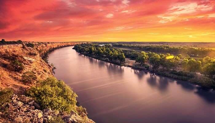 spend your holiday in Murray