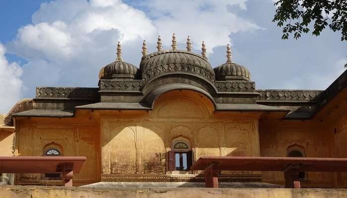 Nahargarh Fort - In The Abode Of Tigers