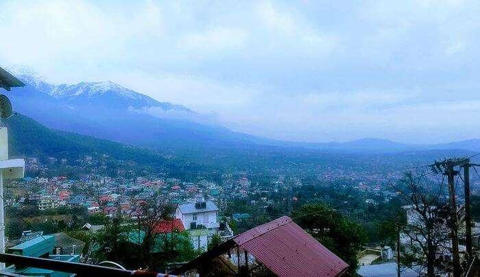beautiful town in Himachal Pradesh