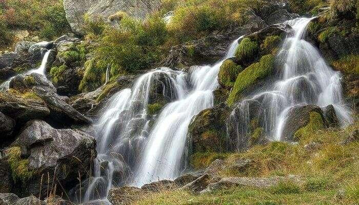 Neer Garh Waterfalls