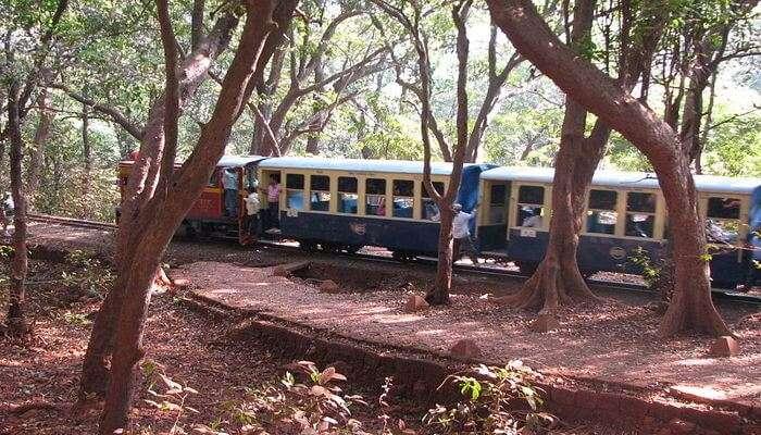 Neral Matheran Toy Train
