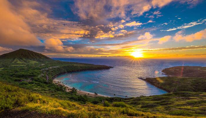 Oahu in Hawaii