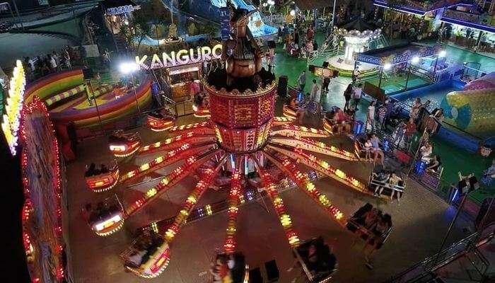 80-year-old amusement park
