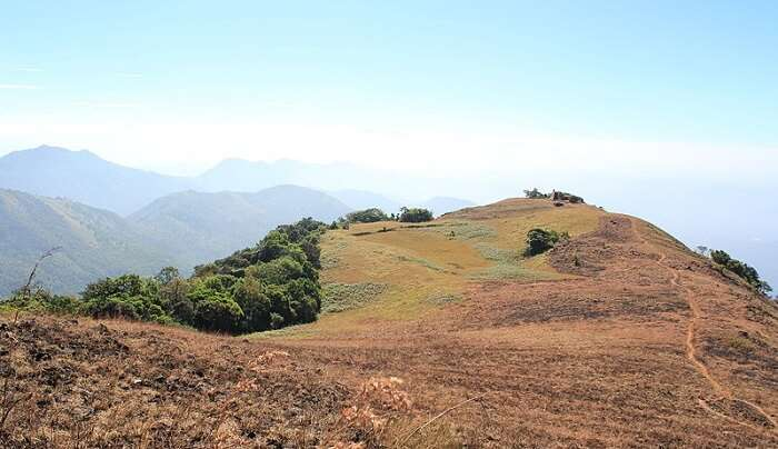 one of the famous hill stations near Kannur