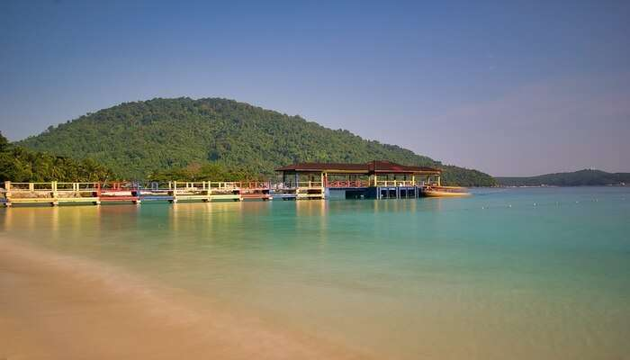 Perhentian Islands in Malaysia are amongst the few exotic honeymoon destinations in Asia