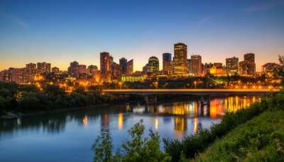 city view Edmonton