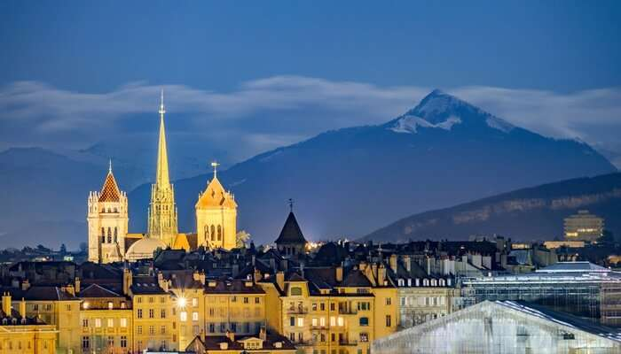 Places To Visit In Geneva cover