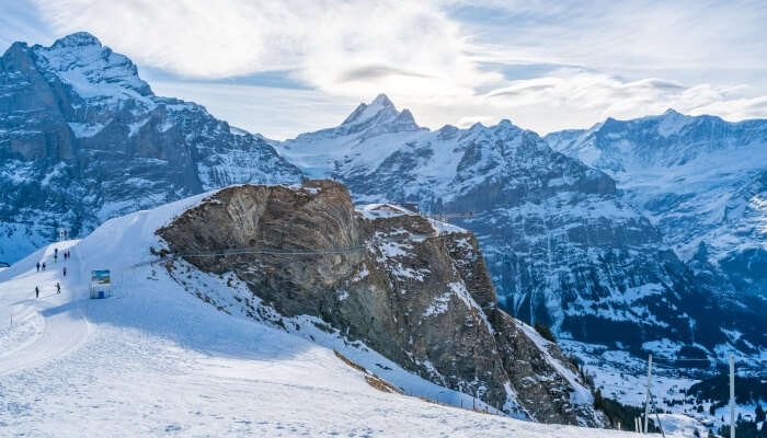 18 Places To Visit In Switzerland In Winter 2021 Tourist Attractions Sightseeing