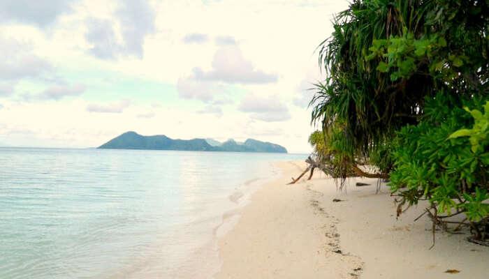 Pom Pom Island, Malaysia