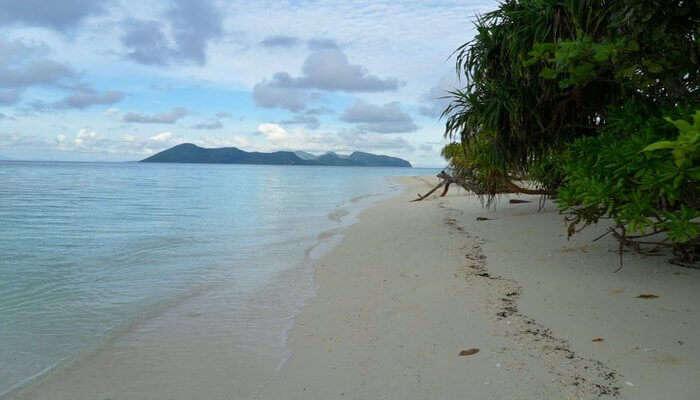 Pom Pom Islands, Malaysia
