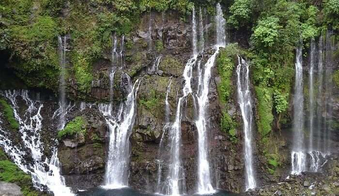tallest waterfall of Pachmarhi