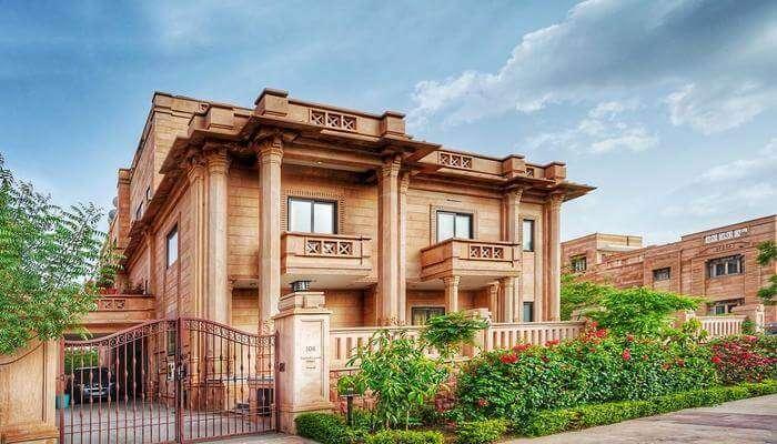 most beautiful villas