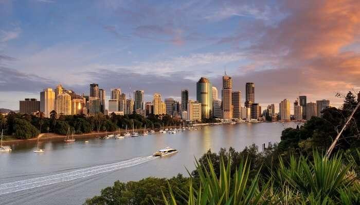 Rivers in Brisbane