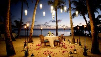 Romantic Beach Resorts in India