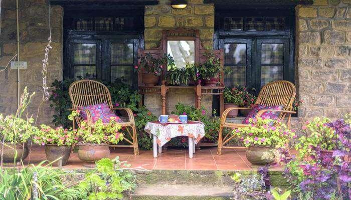 SaffronStays Kurinji Estate