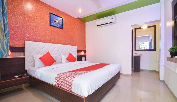 one of the best accommodations in shirdi
