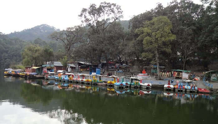 River view of sattal