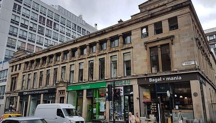 Sauchiehall Street Centre