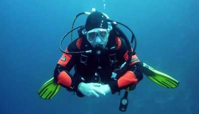 Scuba Diving Enjoyment