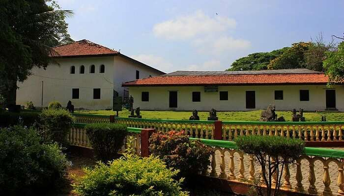 Shivappa Nayaka Palace Museum