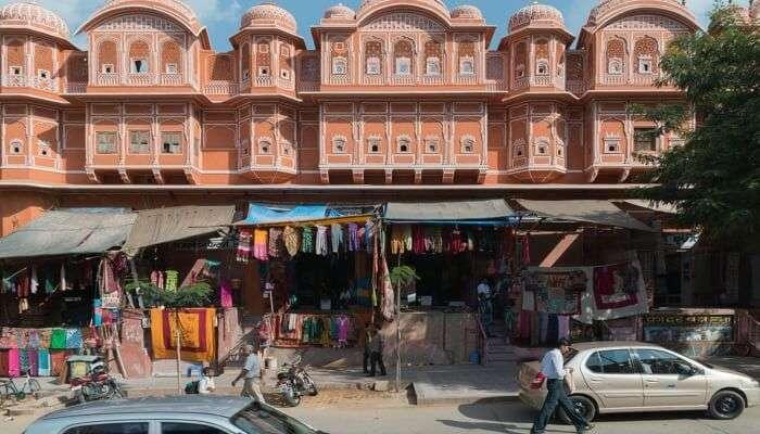 Shop at Rajasthan
