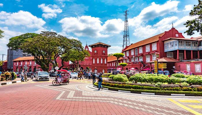 Soak In The Culture In Melaka