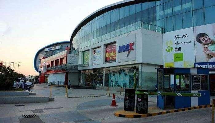 South Avenue Mall
