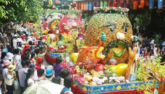 Southern Fruit Festival Ho Chi Minh