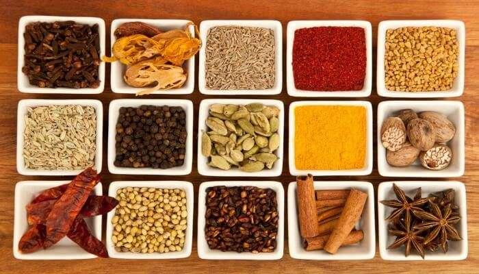 Spices Corner
