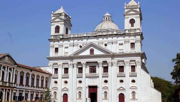 St Cajetan Church