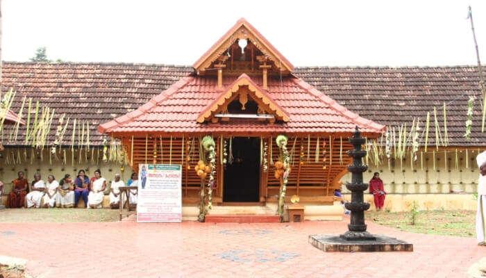 Subramanya Temple View