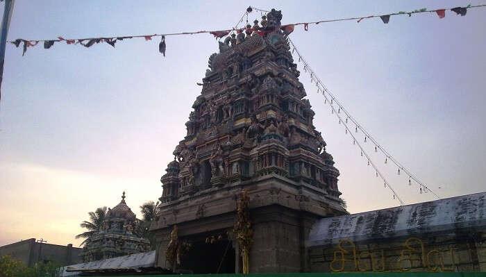 Sugavaneswarar Temple salem