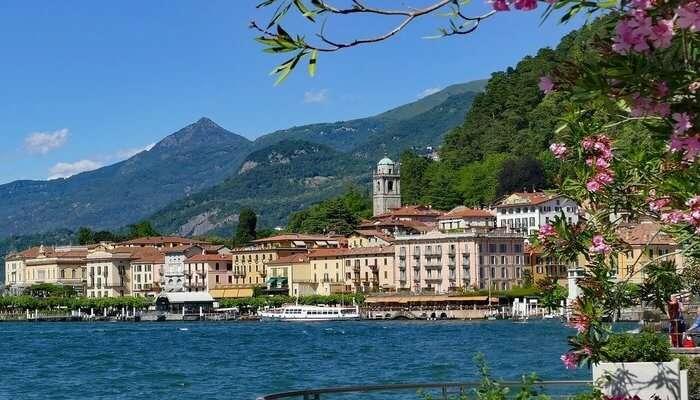 Take A Boat Ride At Lake Como
