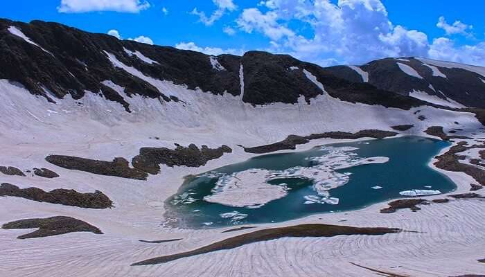 Take A Day Trip To The Alpather Lake