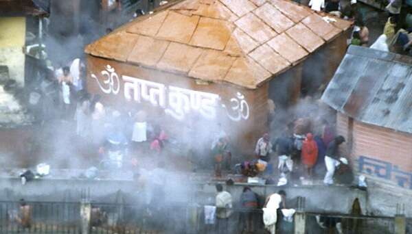 home of Lord Agni