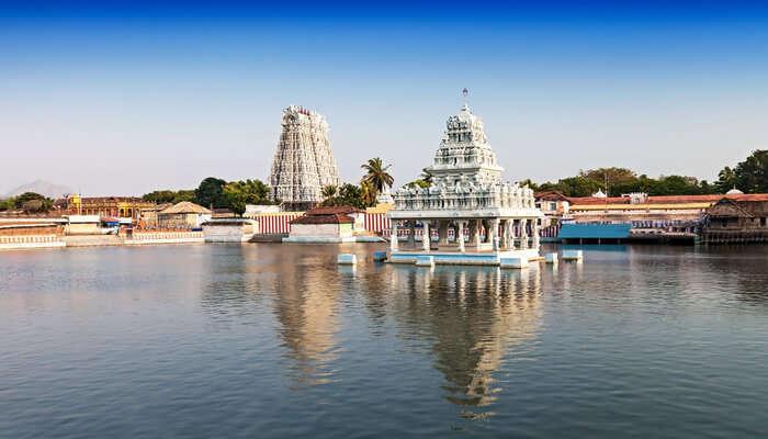 fantastic temple
