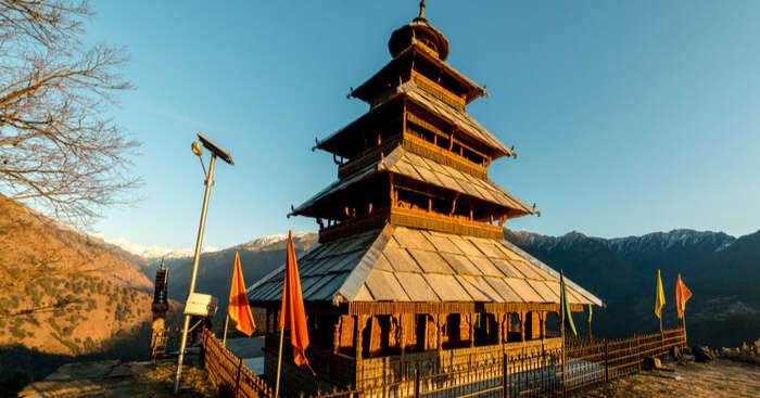 Temples In Manali og