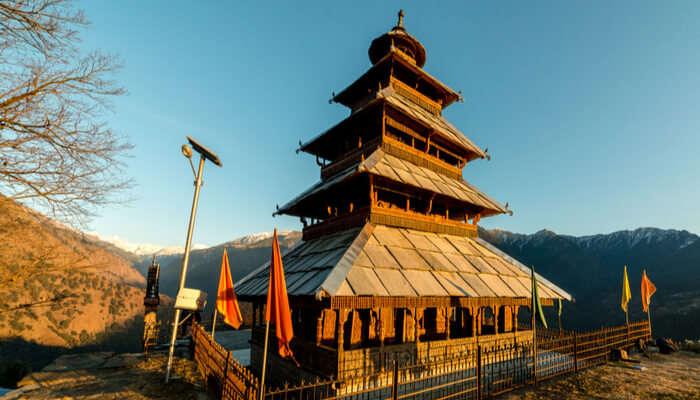 Temples In Manali c