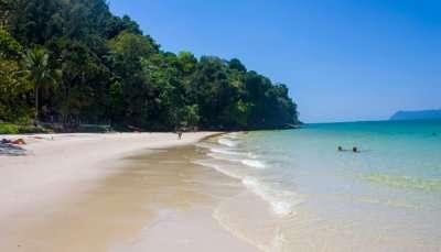 Tengkorak Beach