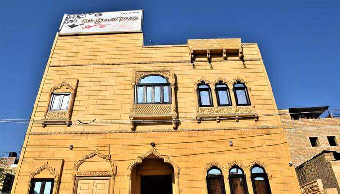 budget hotels in Rajasthan