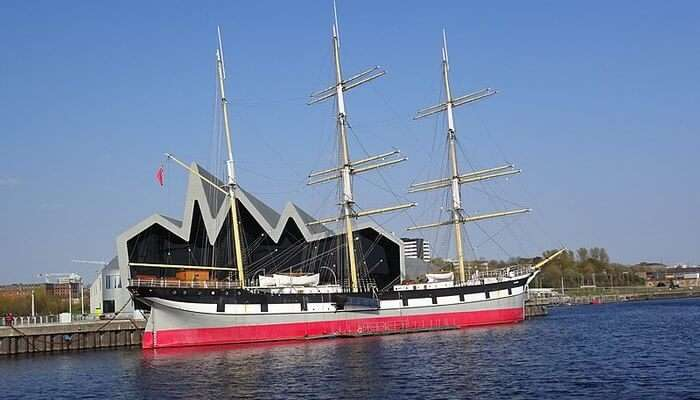 The Tall Ship and Museum At Riverside