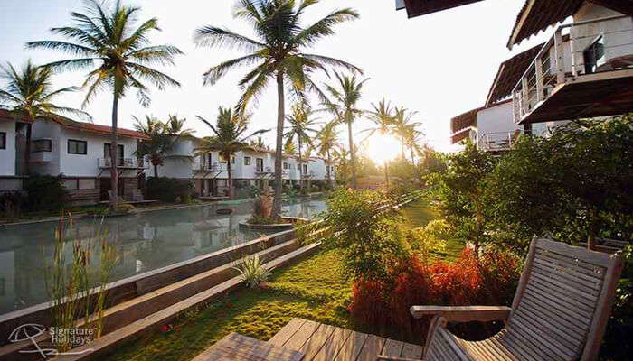 The Windflower Spa And Resort in Mysore
