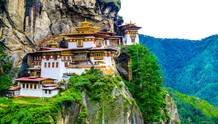 Monastery on Hill