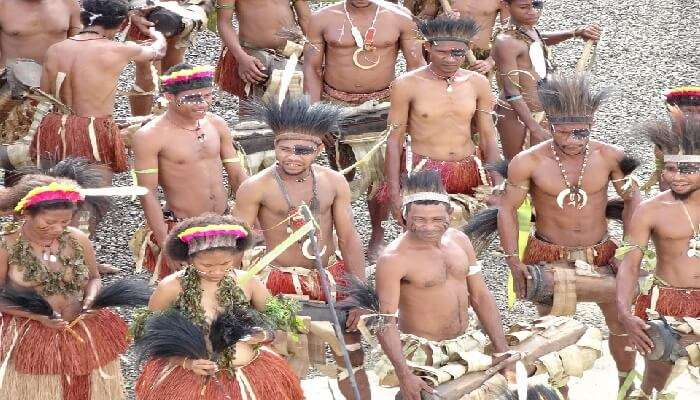 Tjapukai Aboriginal Cultural