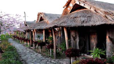 Touphema Village