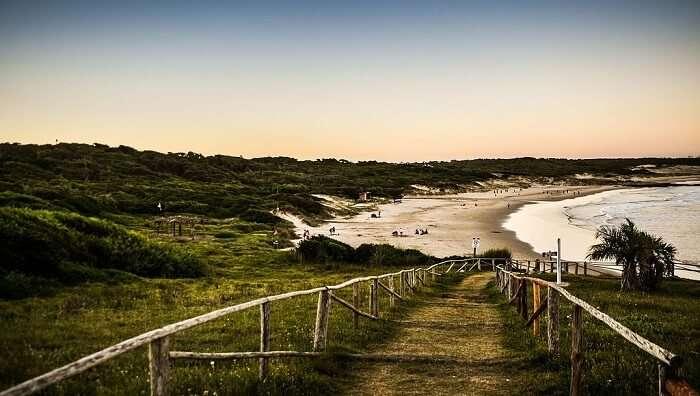 beaches in uruguay