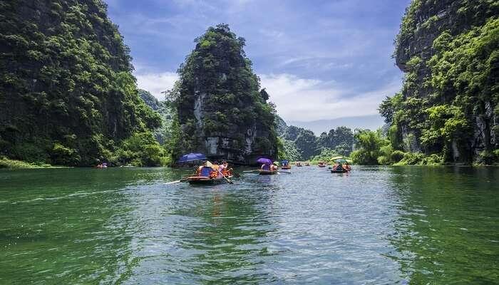 tropical climate of Vietnam