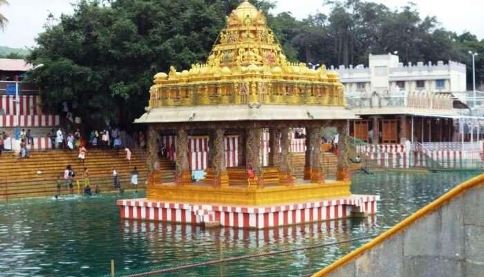 lake in Tirupati