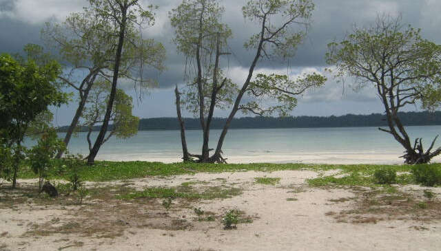 picturesque place at Andaman